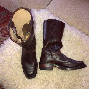 "Chippewa Men's 12"" Snip-Toe 97868  Boot 8.5D"